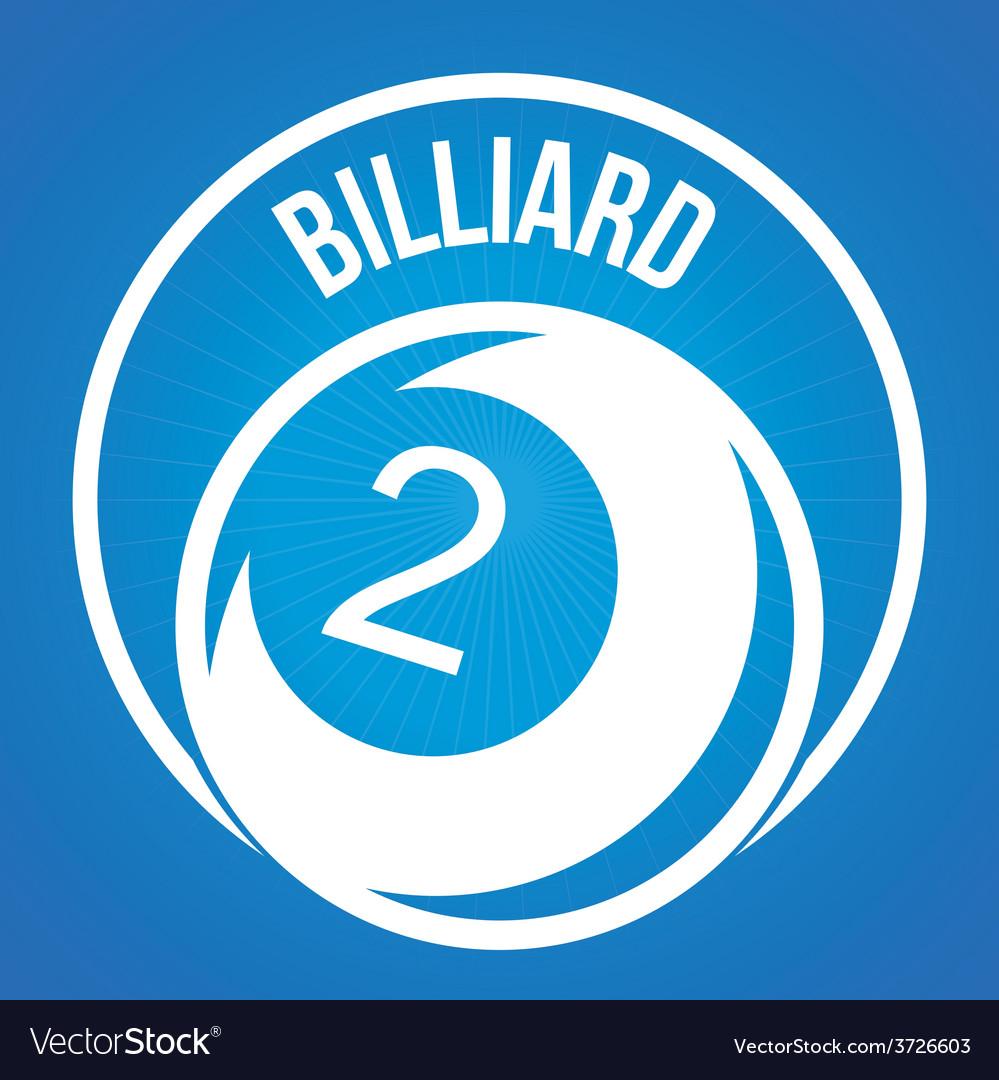 Billiard tournament vector | Price: 1 Credit (USD $1)