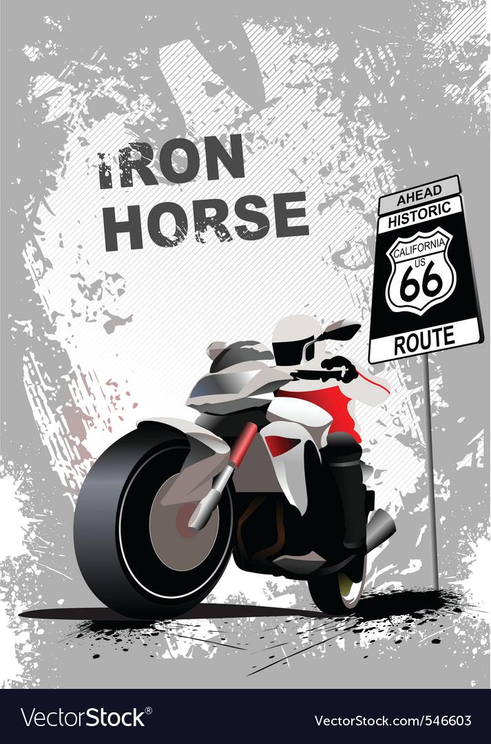 Motorbikes vector   Price: 1 Credit (USD $1)