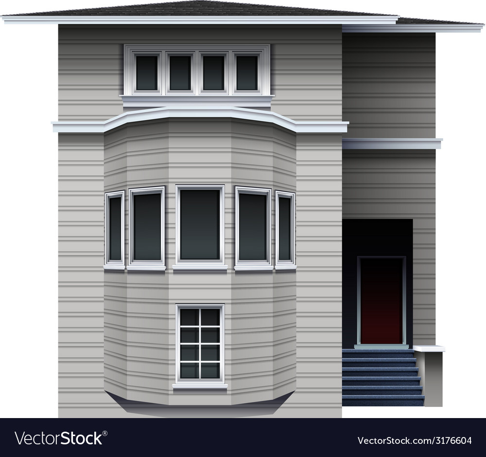 A big building vector | Price: 3 Credit (USD $3)