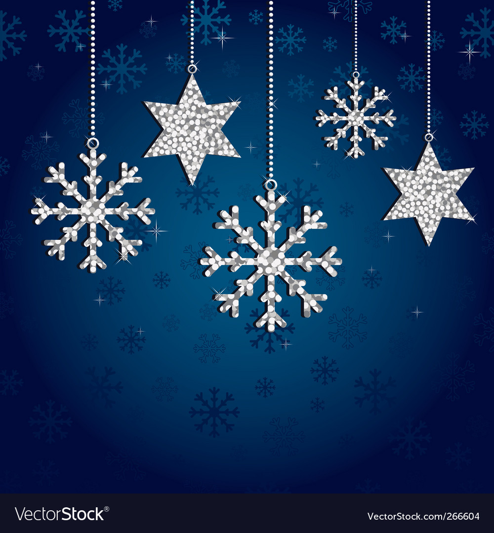 Glitter decorations vector | Price: 1 Credit (USD $1)