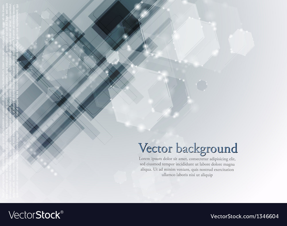 Modern hi-tech backdrop template vector | Price: 1 Credit (USD $1)