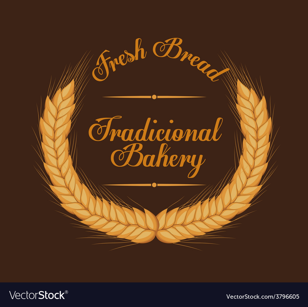 Bakery design vector | Price: 1 Credit (USD $1)