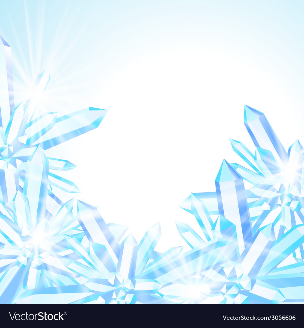 Card with winter decor vector | Price: 1 Credit (USD $1)