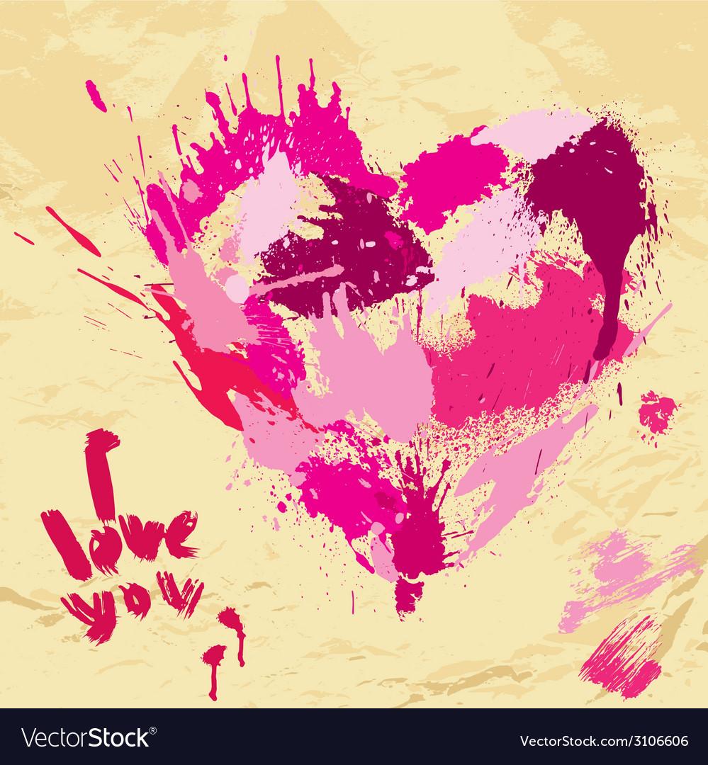 Heart klaksa 3 380 vector | Price: 1 Credit (USD $1)