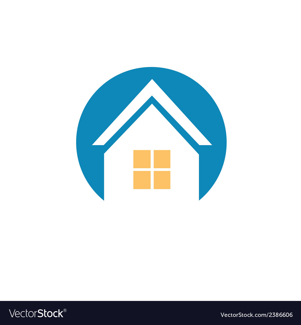 Home house logo icon vector | Price: 1 Credit (USD $1)