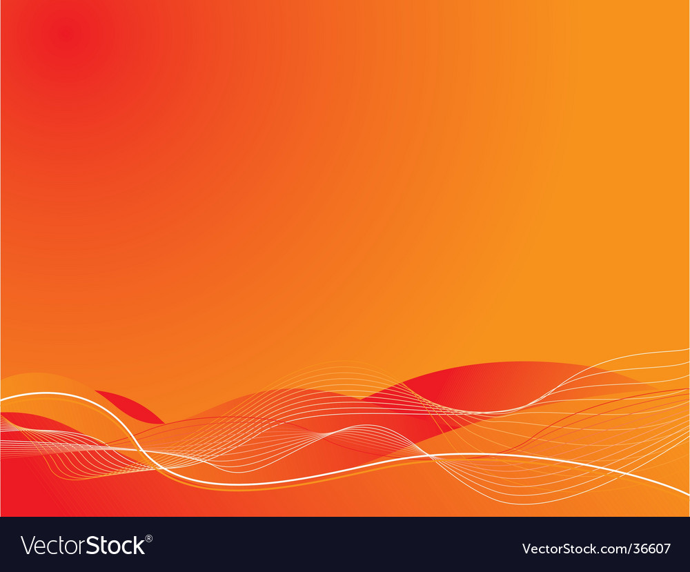 Lava flow vector | Price: 1 Credit (USD $1)