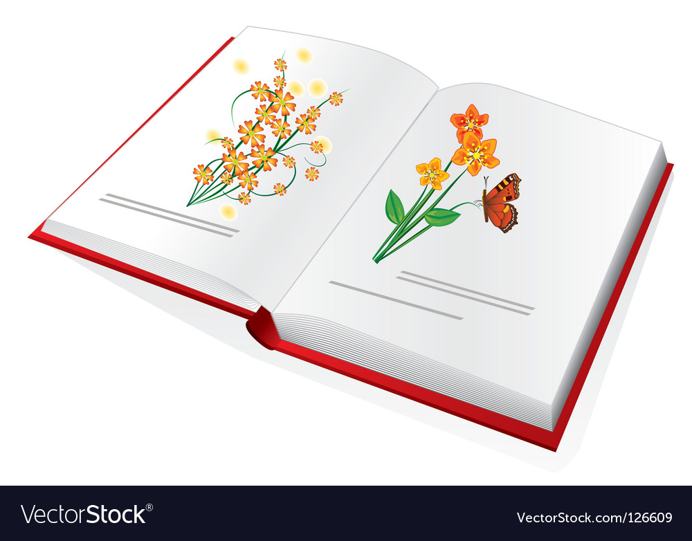 Picture book vector   Price: 1 Credit (USD $1)