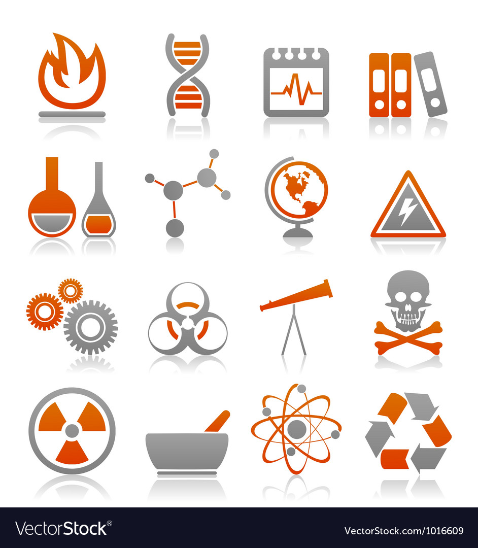Science icon vector | Price: 1 Credit (USD $1)