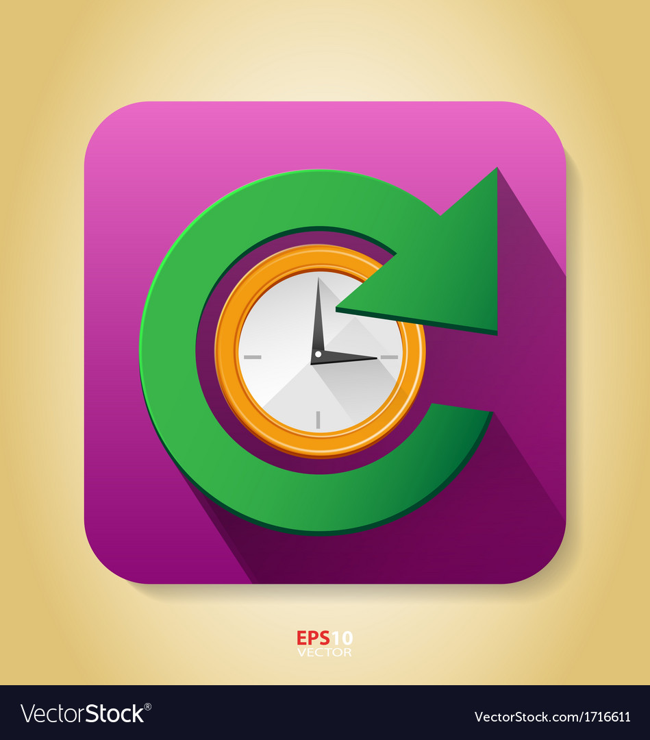Flat style icon - web vector   Price: 1 Credit (USD $1)
