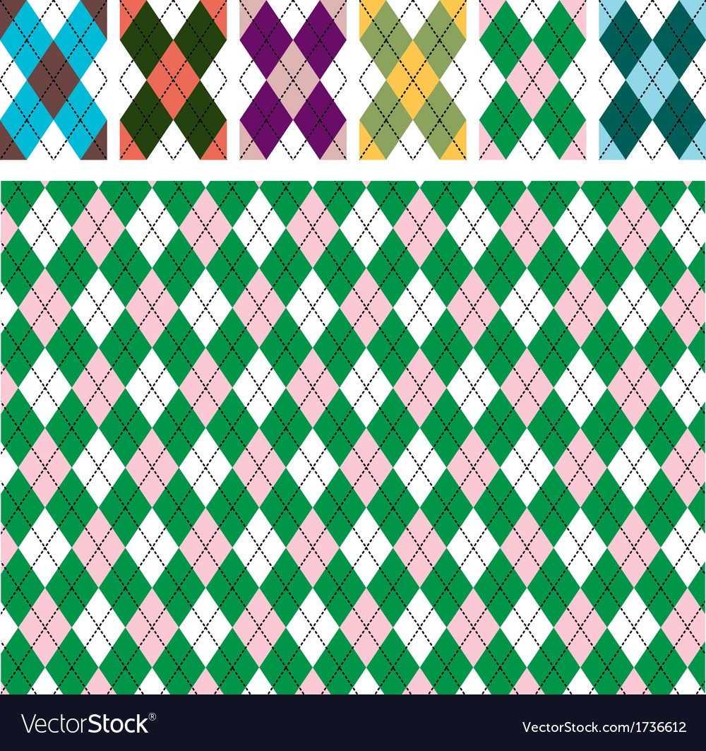 New scottish pattern vector | Price: 1 Credit (USD $1)