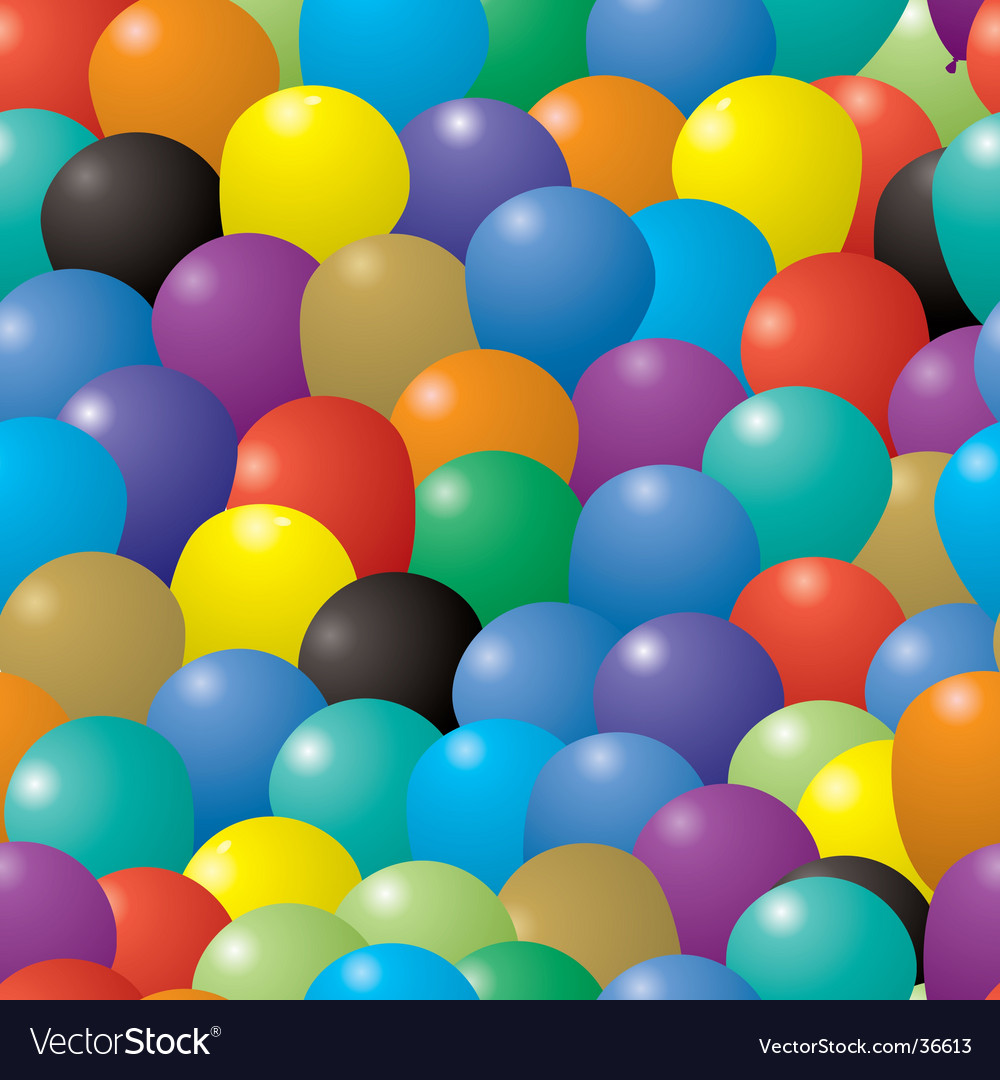 Balloon repeat vector | Price: 1 Credit (USD $1)