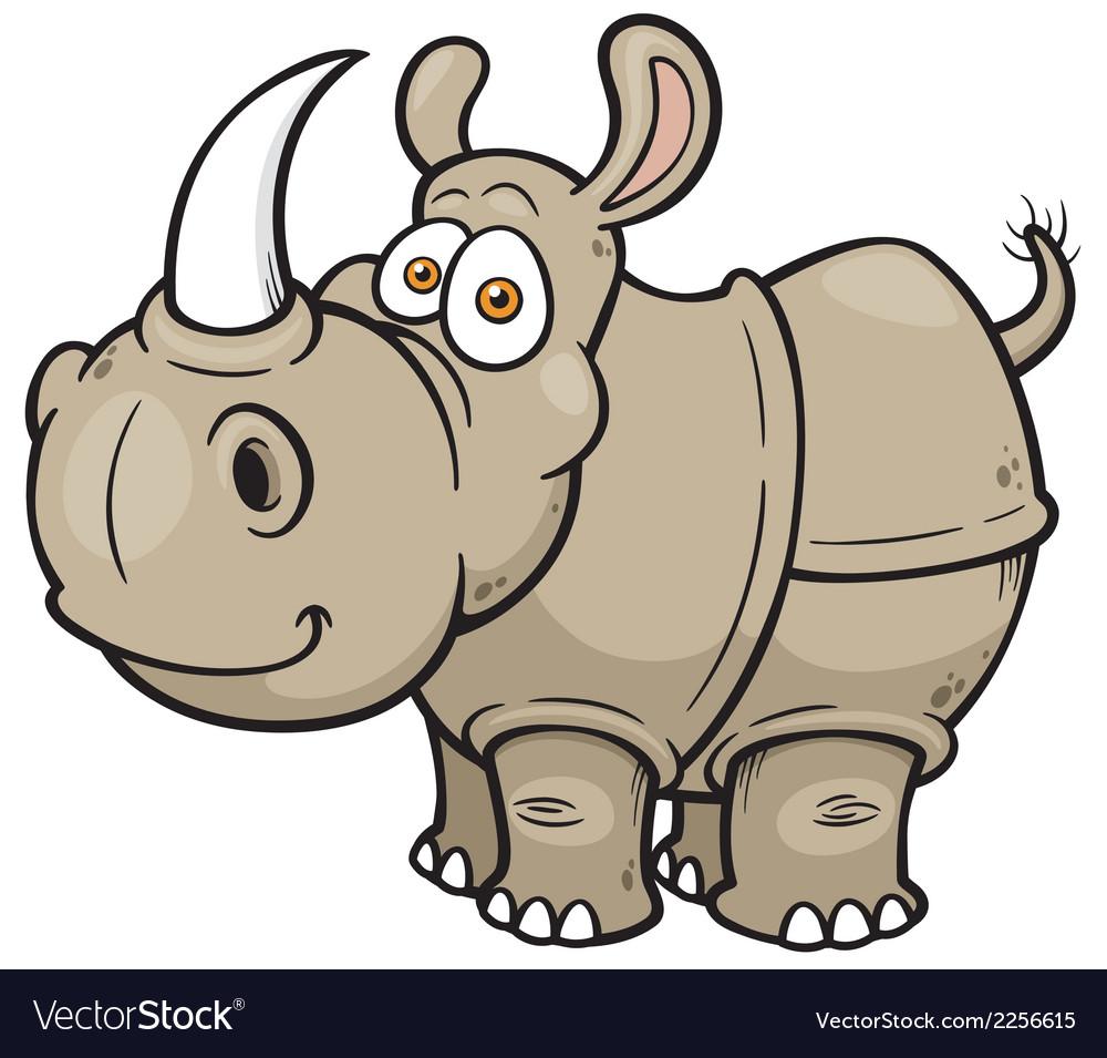Rhino vector | Price: 1 Credit (USD $1)