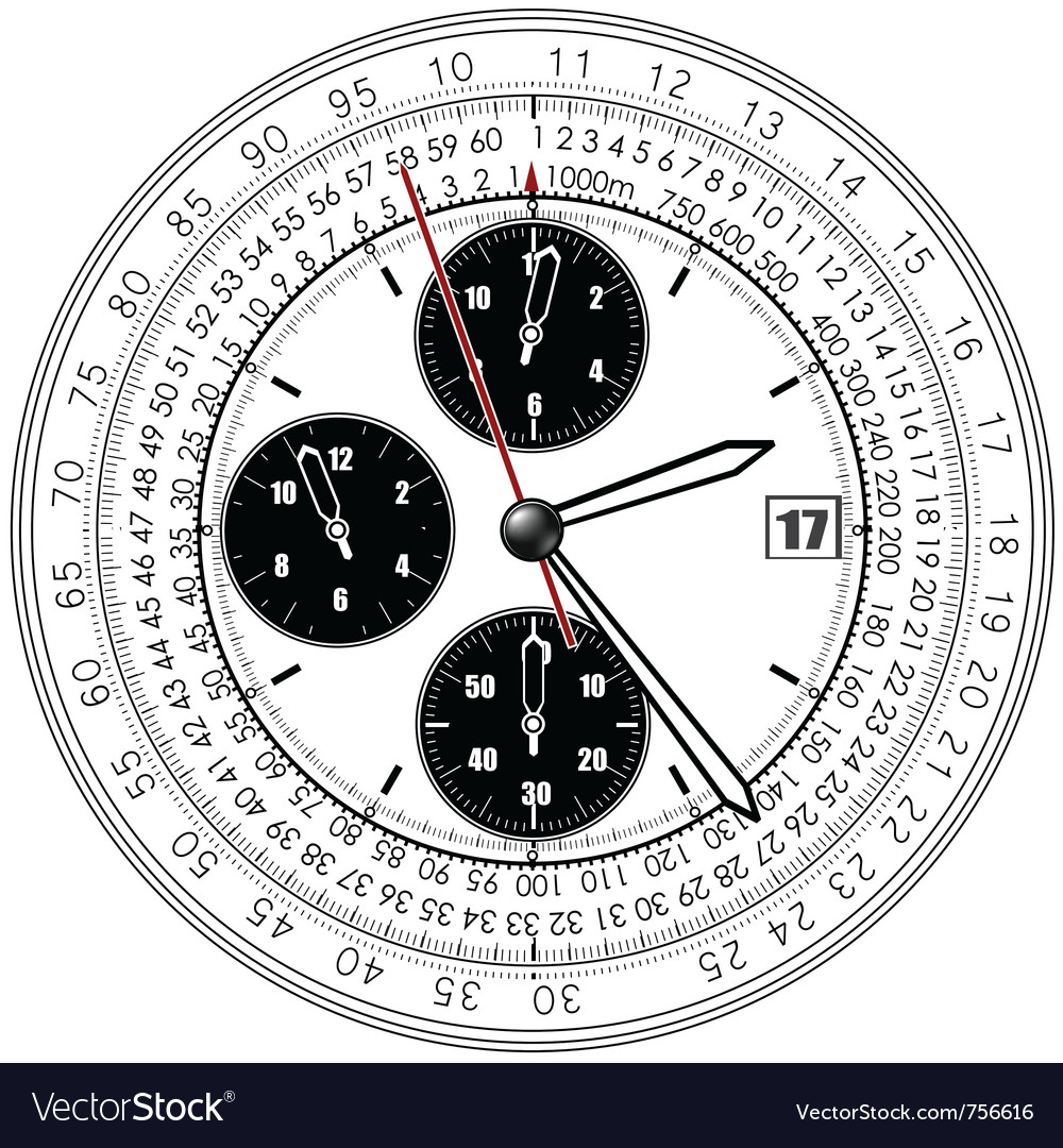 Clocks vector | Price: 1 Credit (USD $1)