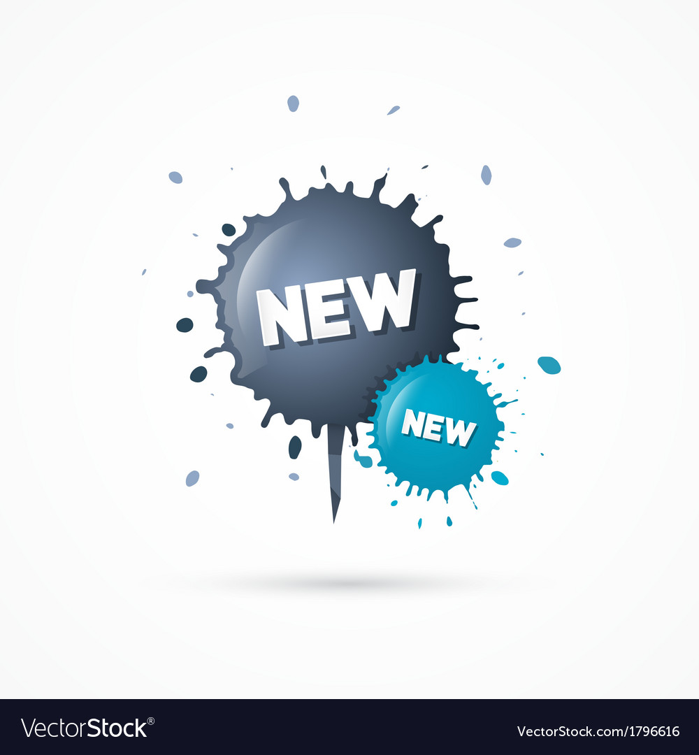New sale blots icons vector   Price: 1 Credit (USD $1)