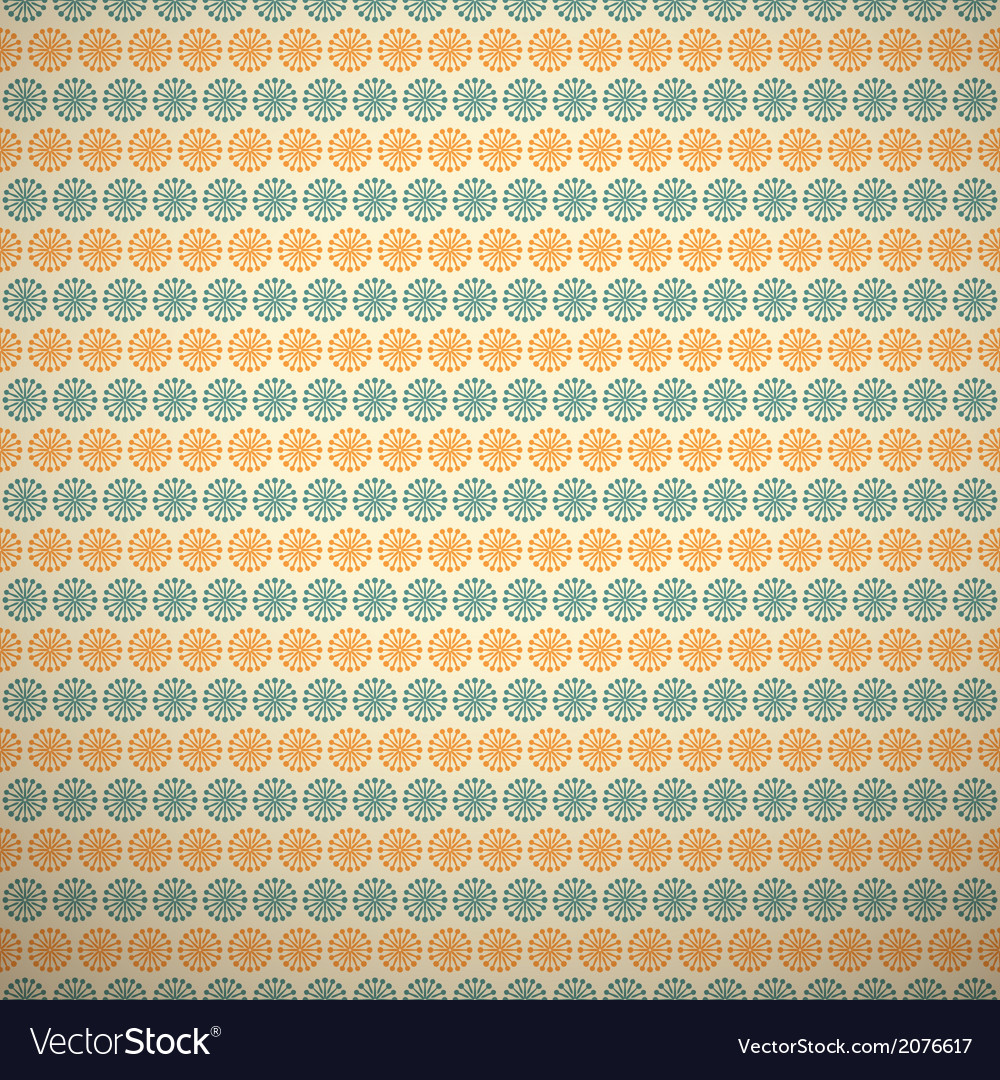 Attractive seamless patterns tiling vector | Price: 1 Credit (USD $1)