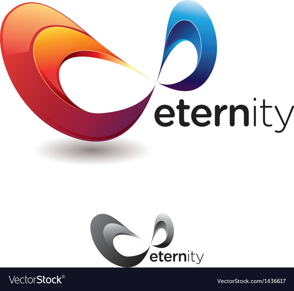 Infinity symbol vector | Price: 1 Credit (USD $1)