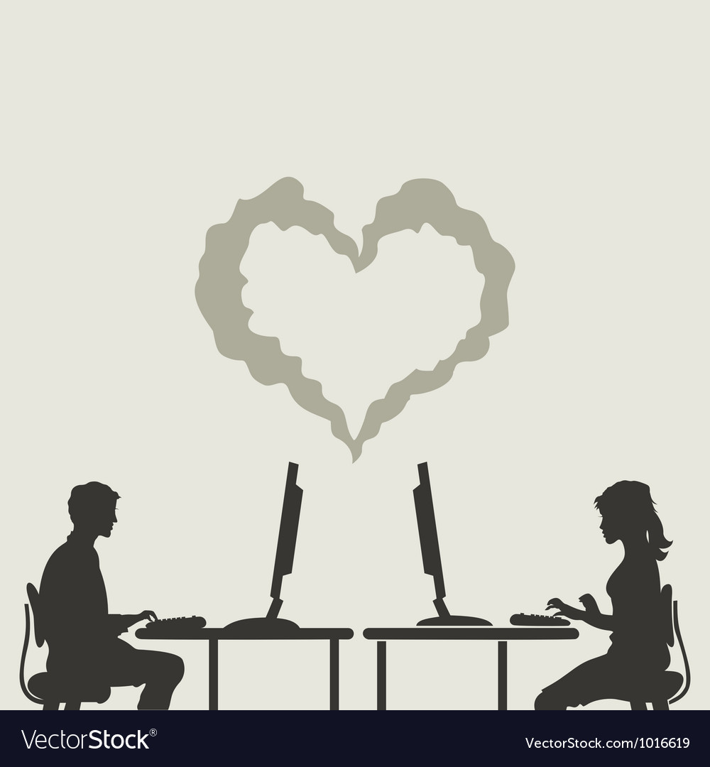 Virtual love vector | Price: 3 Credit (USD $3)