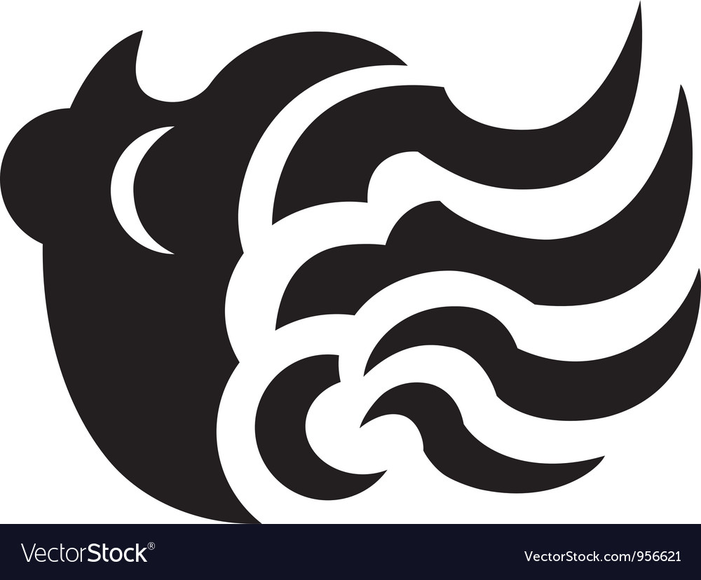 Symbol of womens body with wing vector   Price: 1 Credit (USD $1)