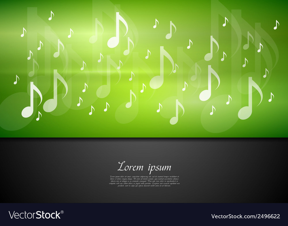 Bright music background vector | Price: 1 Credit (USD $1)