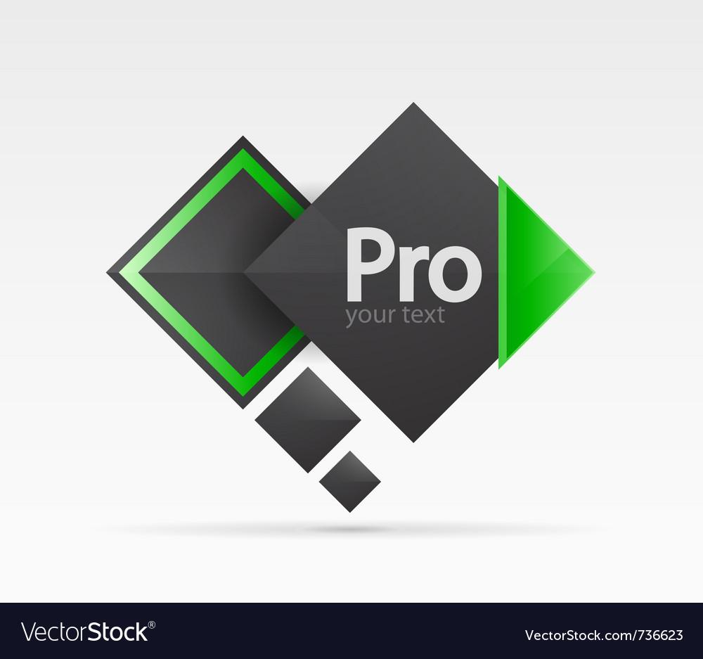 Abstract business symbol vector | Price: 1 Credit (USD $1)