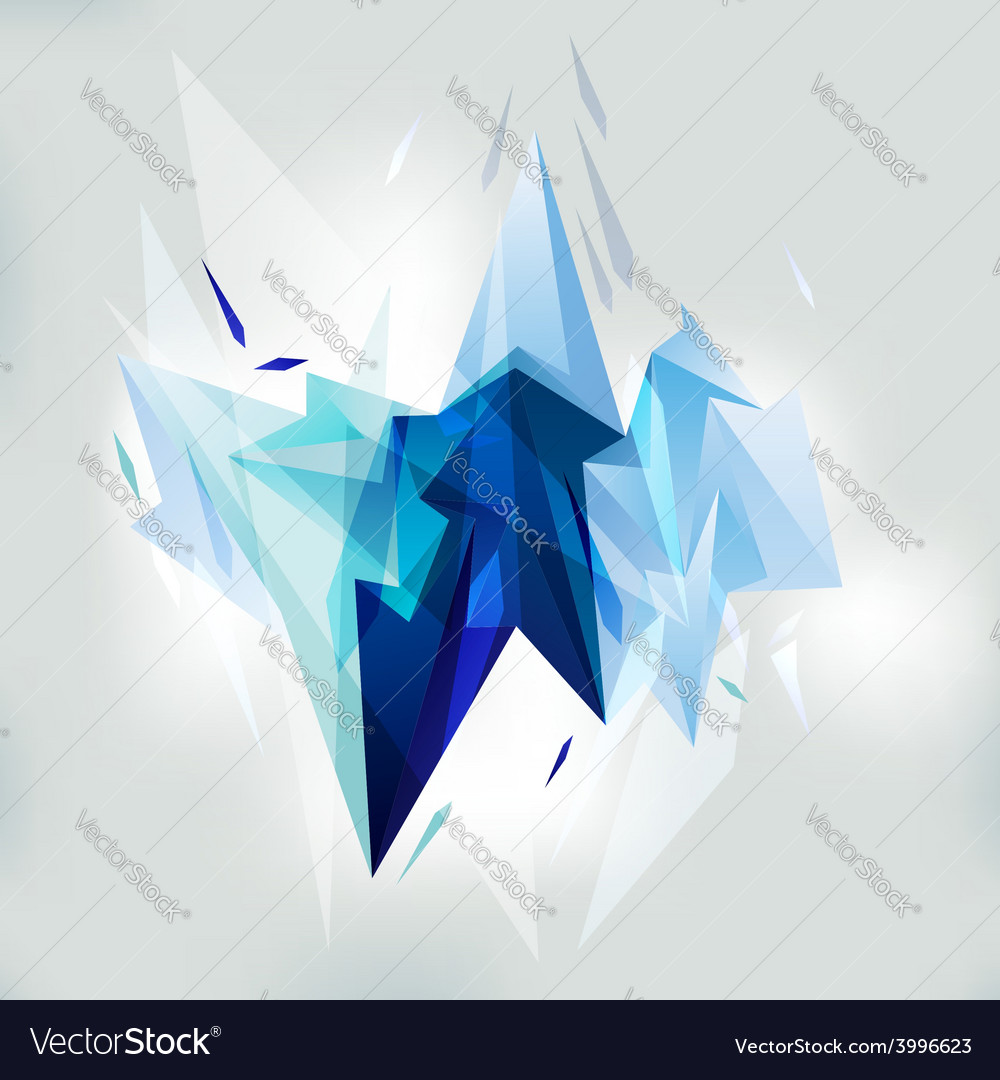 Edgy abstract background vector   Price: 1 Credit (USD $1)