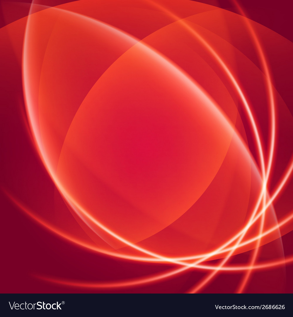 Abstract soft waves light lines background vector | Price: 1 Credit (USD $1)