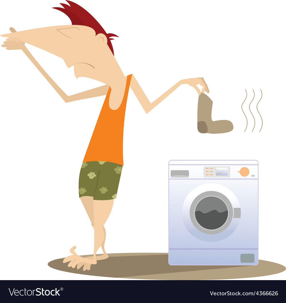Dirty laundry vector | Price: 1 Credit (USD $1)