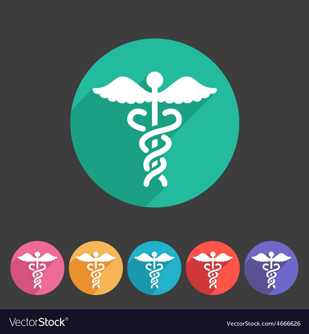Health medicine pharmacy icon badge flat symbol vector | Price: 1 Credit (USD $1)