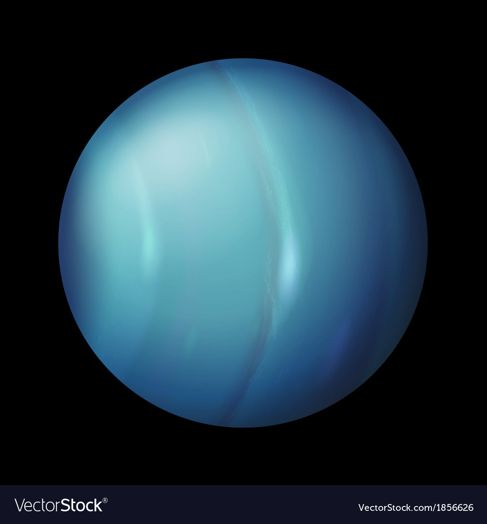 Uranus vector | Price: 1 Credit (USD $1)