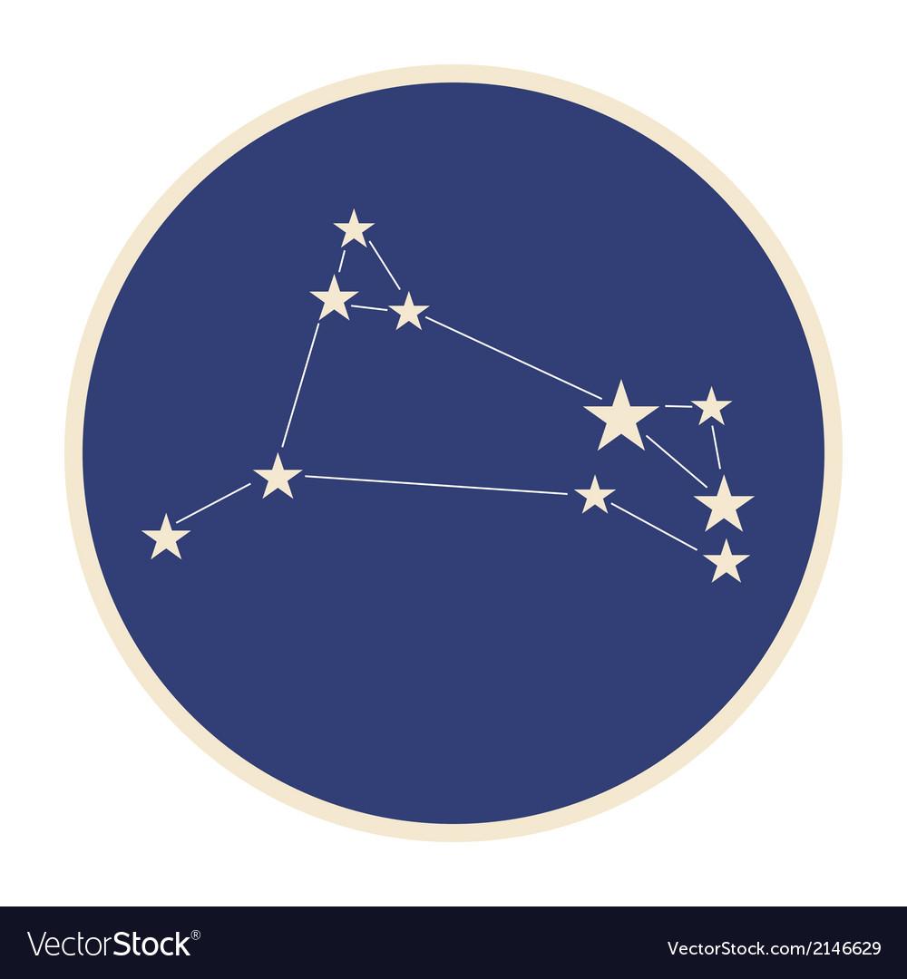 Constellation aries vector | Price: 1 Credit (USD $1)