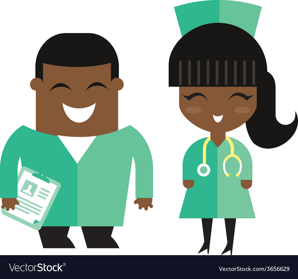 Doctors vector | Price: 1 Credit (USD $1)