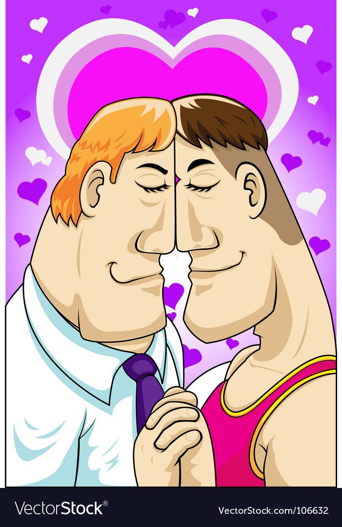 Homosexuals vector | Price: 3 Credit (USD $3)