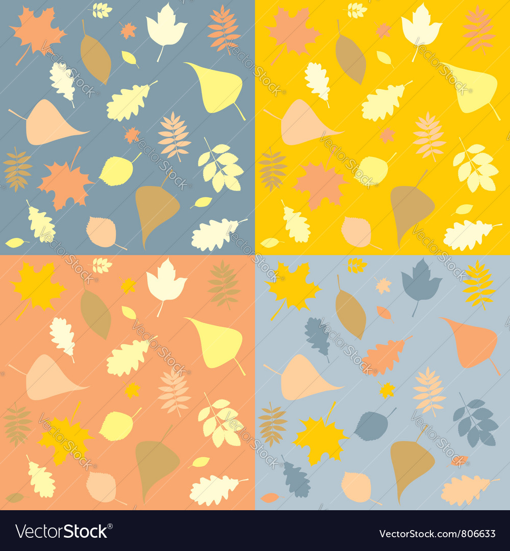 Autumn leaf vector | Price: 1 Credit (USD $1)