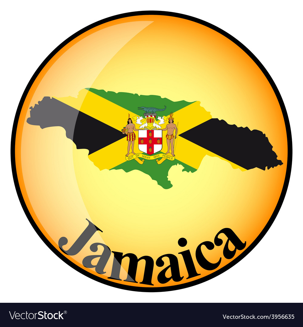 Button jamaica vector | Price: 1 Credit (USD $1)