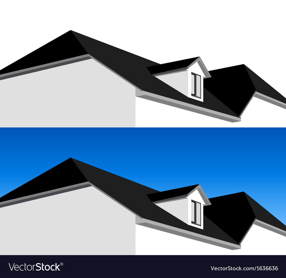 3d house vector | Price: 1 Credit (USD $1)