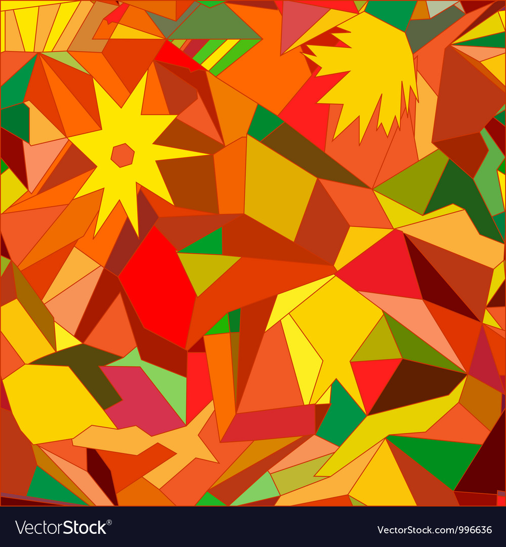 Abstract autumn vector | Price: 1 Credit (USD $1)