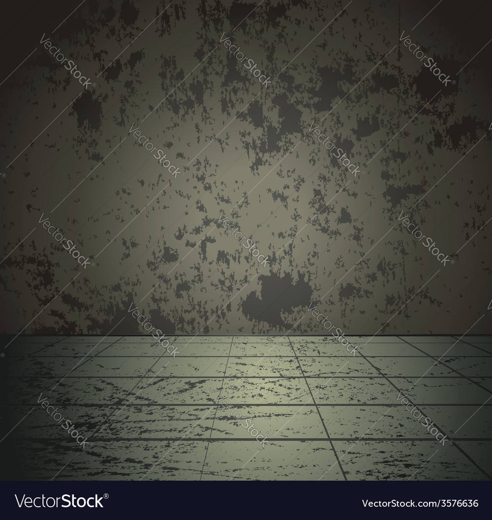 Concrete grunge room vector | Price: 1 Credit (USD $1)