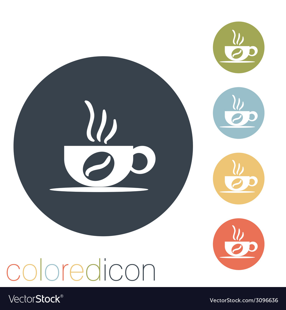 Cup of hot drink vector | Price: 1 Credit (USD $1)