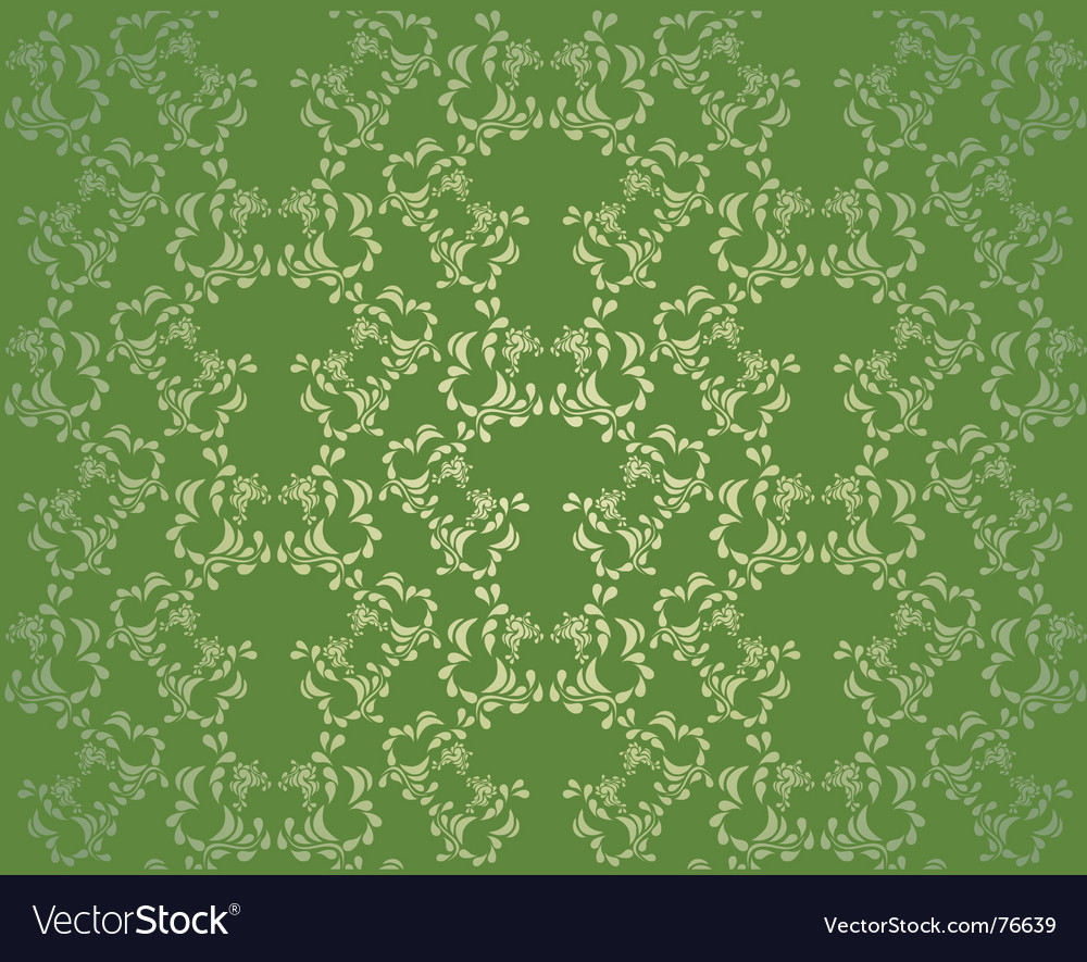 Floral ornament background vector | Price: 1 Credit (USD $1)