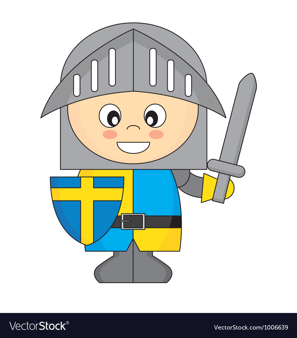 Little knight vector | Price: 3 Credit (USD $3)