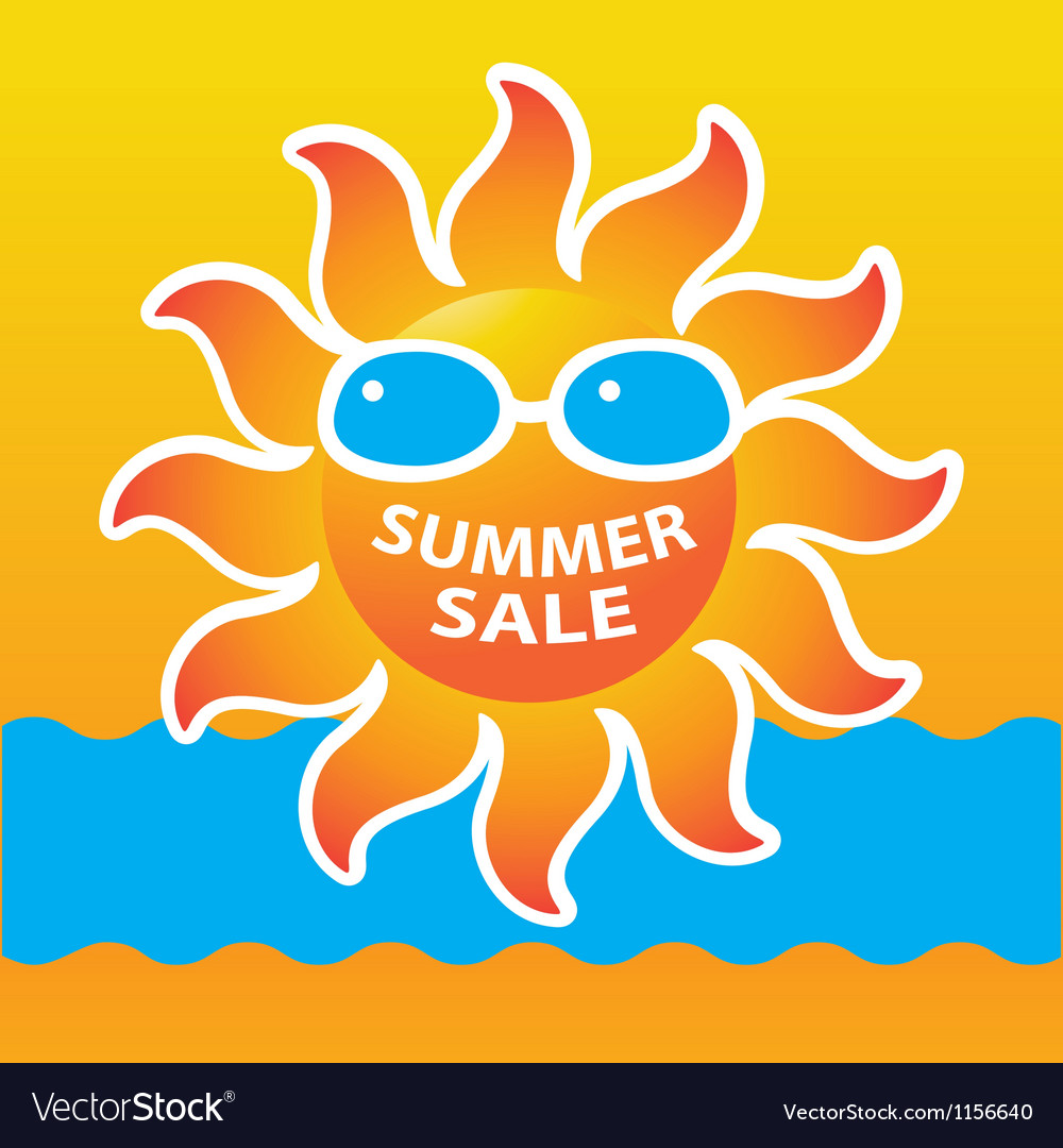 Sale summer vector | Price: 1 Credit (USD $1)