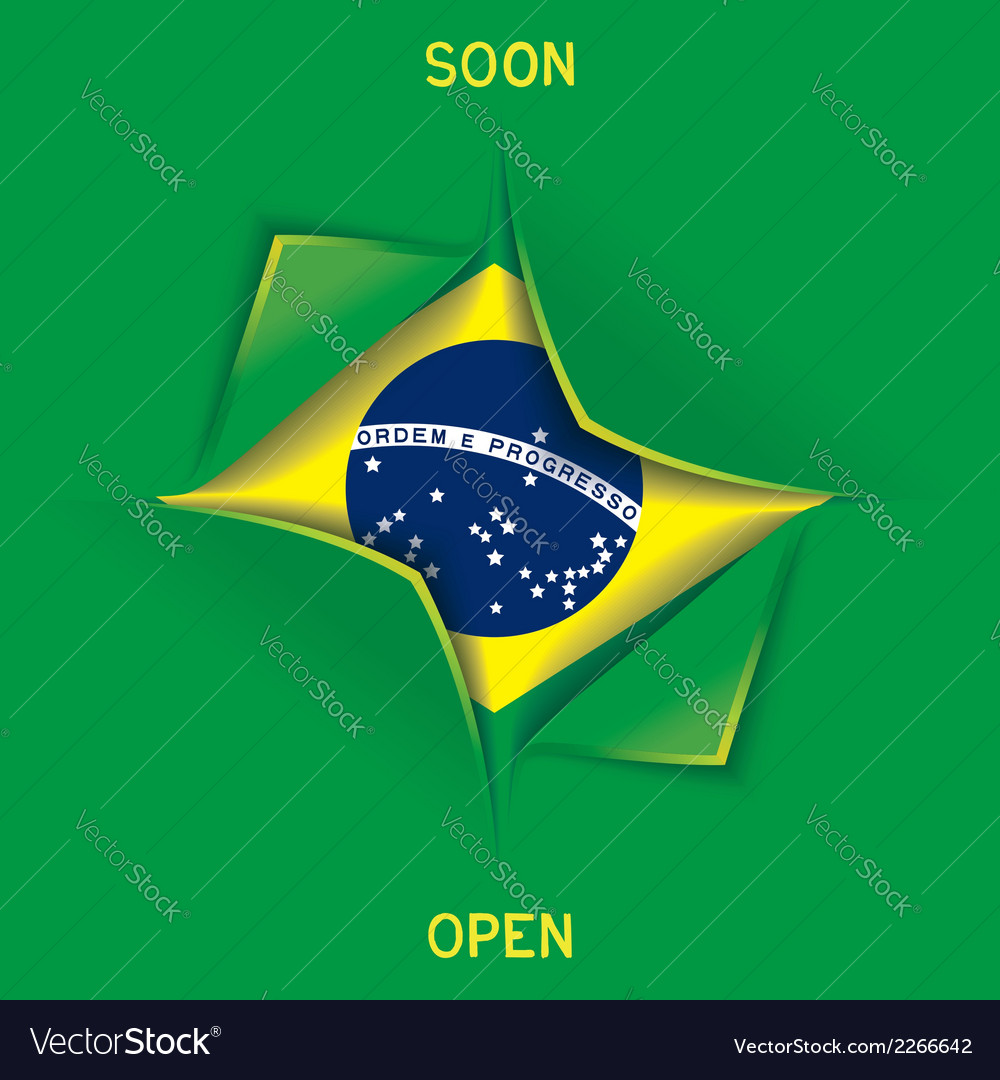 Card to opening soon vector | Price: 1 Credit (USD $1)