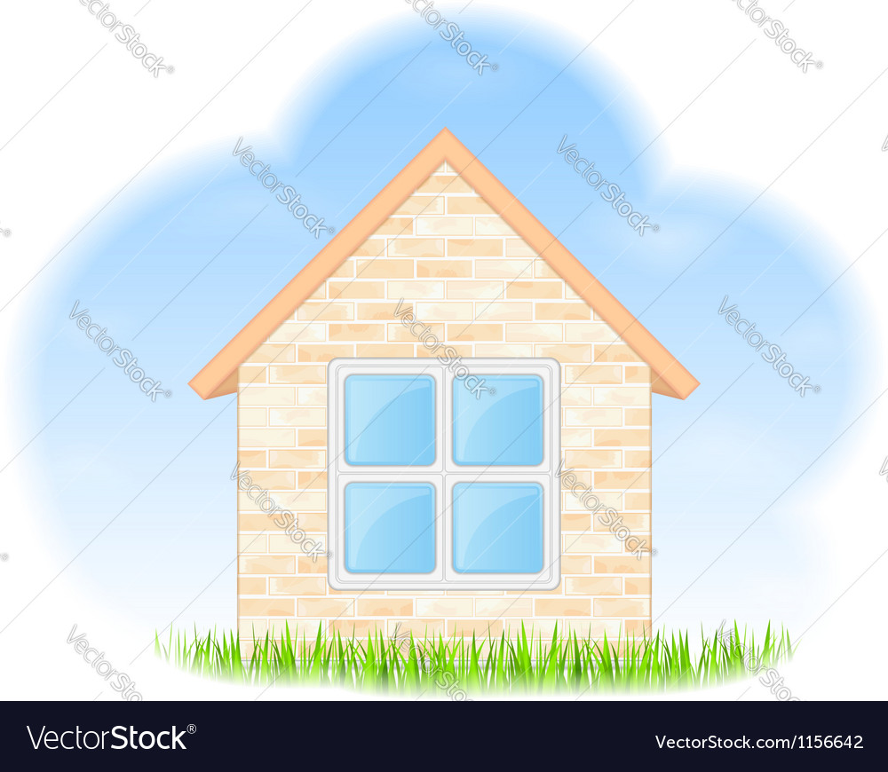 Dreams about house vector | Price: 1 Credit (USD $1)