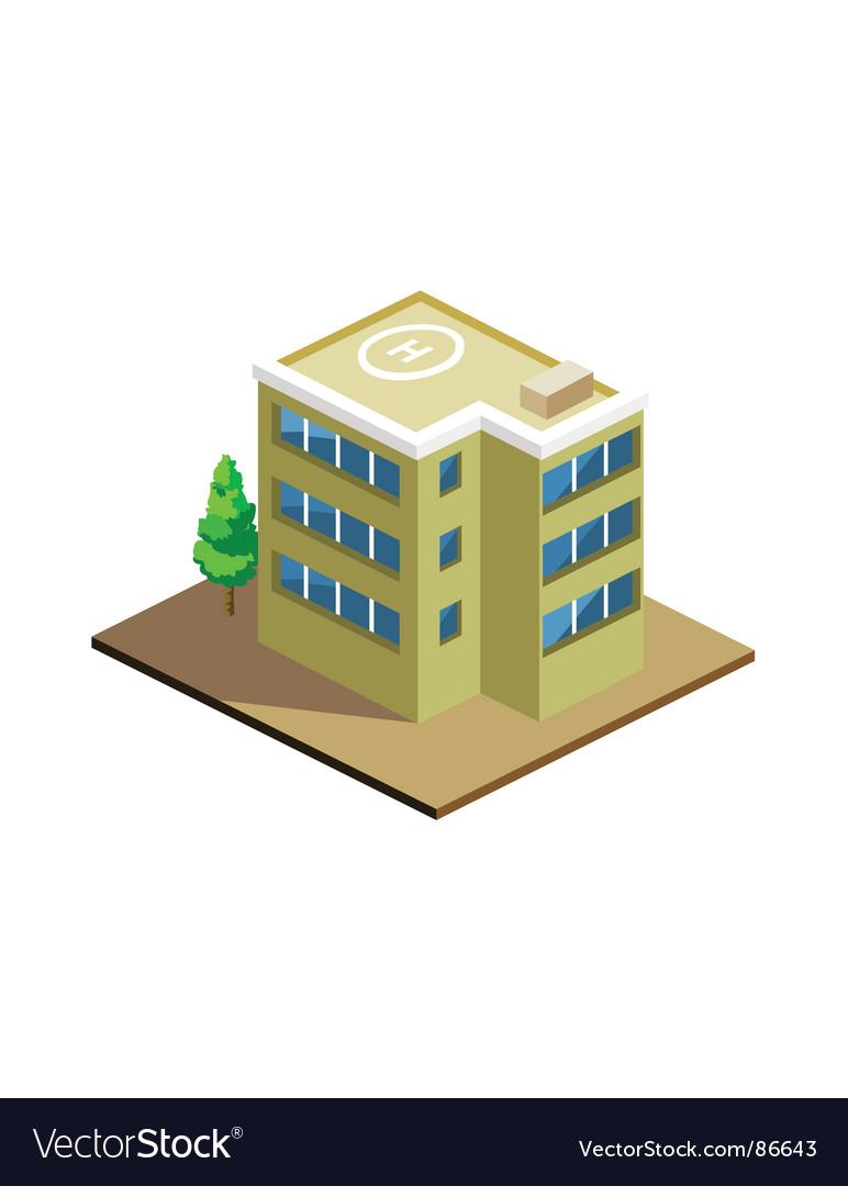 Building vector | Price: 1 Credit (USD $1)
