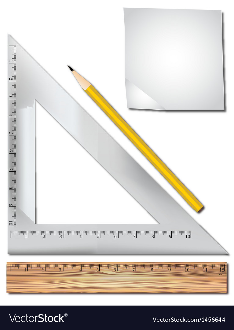 Math equipment vector | Price: 1 Credit (USD $1)