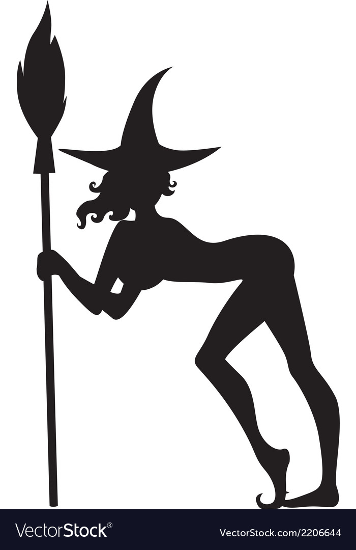 Sexy witch vector | Price: 1 Credit (USD $1)