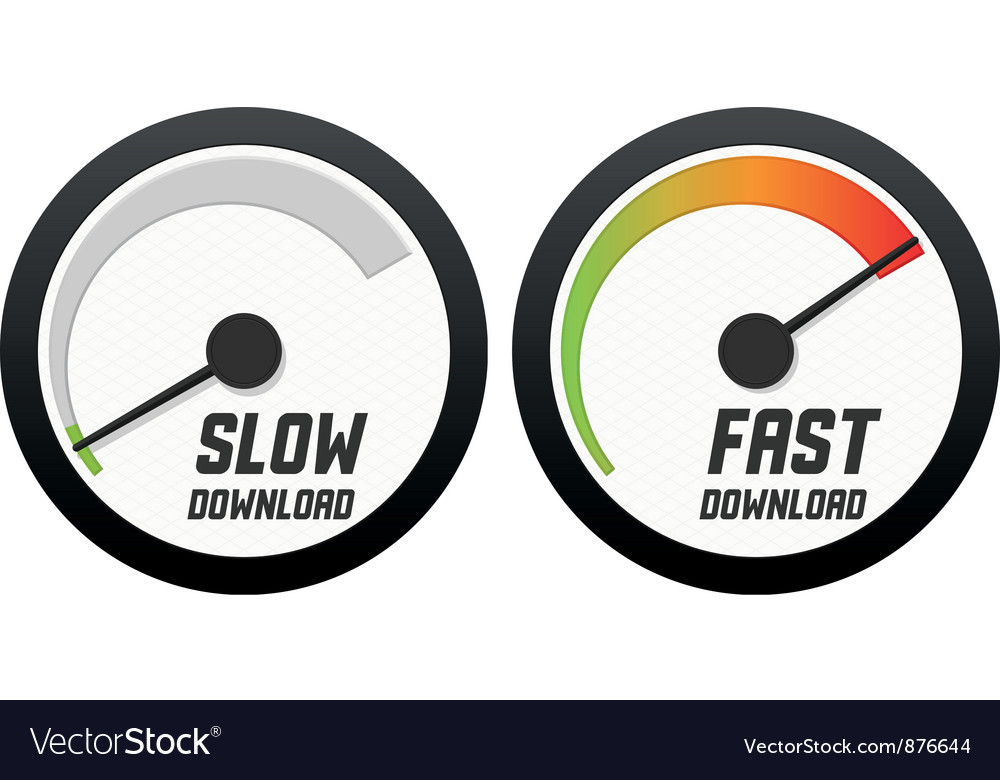Speedometers vector | Price: 1 Credit (USD $1)