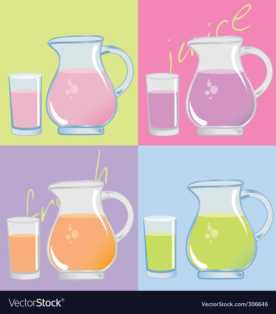 Fresh juice vector   Price: 1 Credit (USD $1)