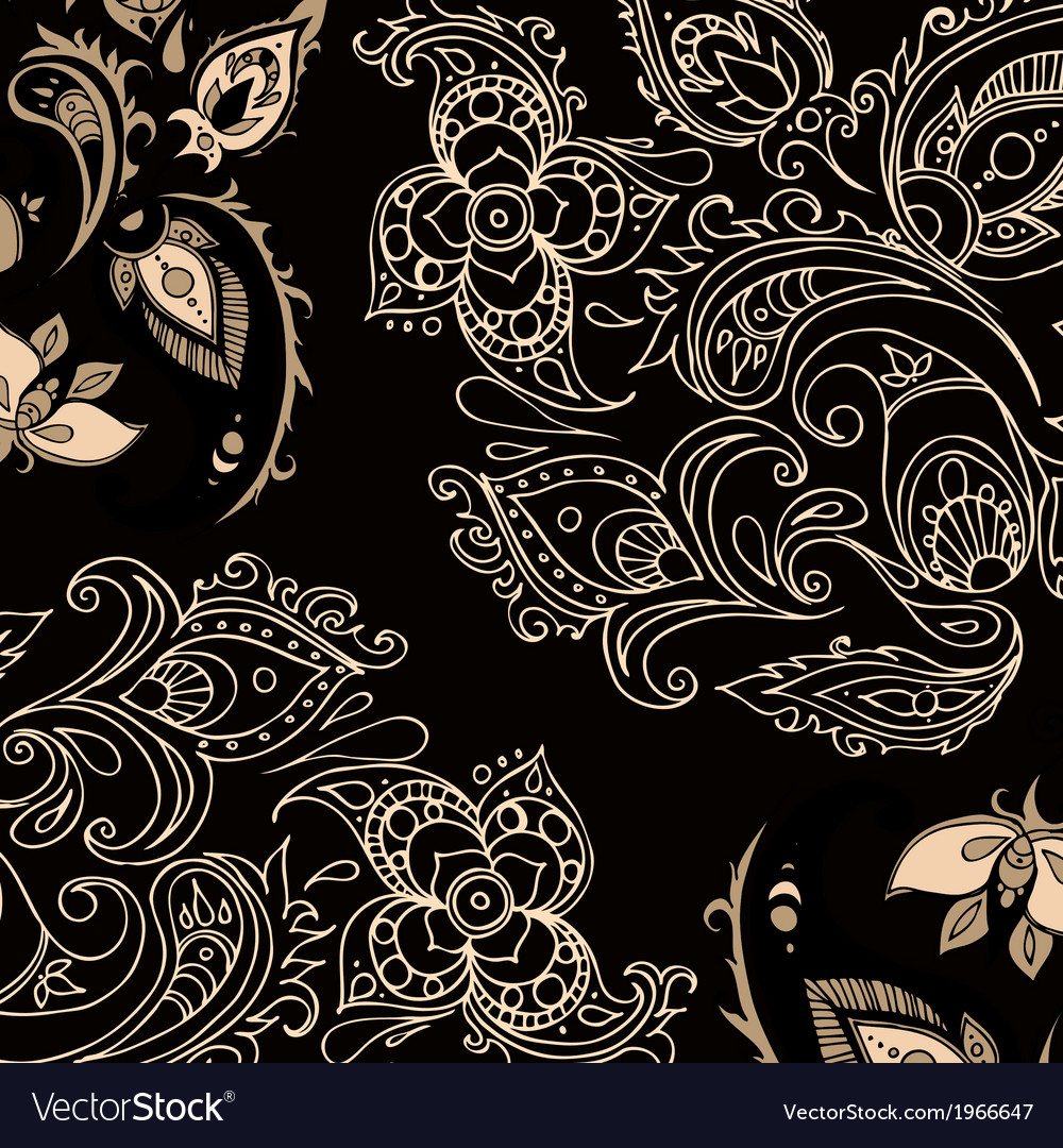 Luxury ornament background vector | Price: 1 Credit (USD $1)