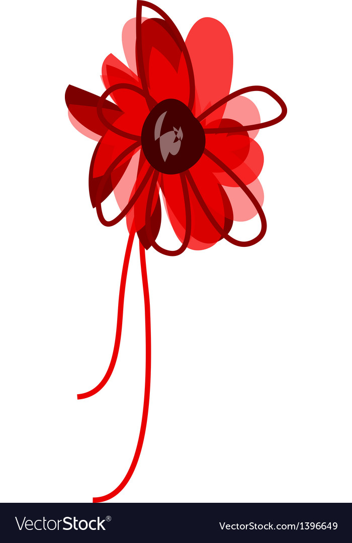 A corsage vector | Price: 1 Credit (USD $1)